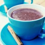 Cinnamon Hot Chocolate