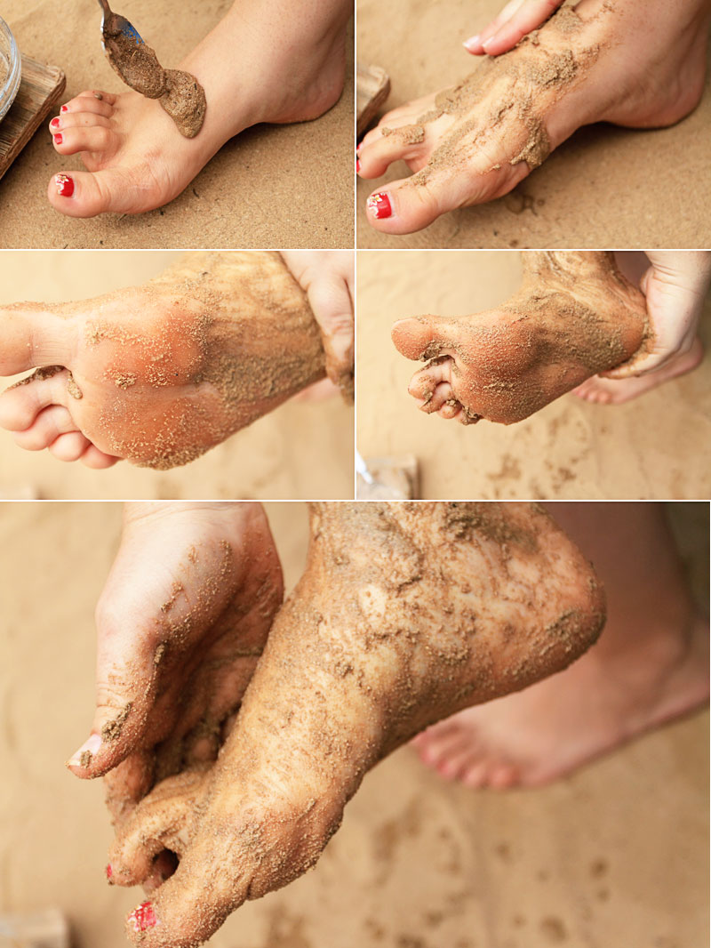How-to-scrub
