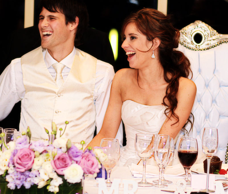 Cam & Shenae's Wedding Reception – Part 2