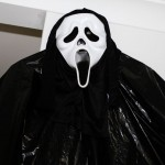 DIY Hanging Ghoul