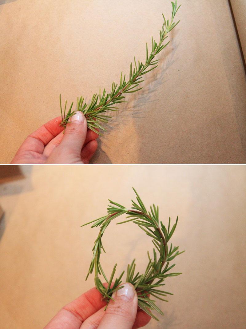 Wrap-Wreath