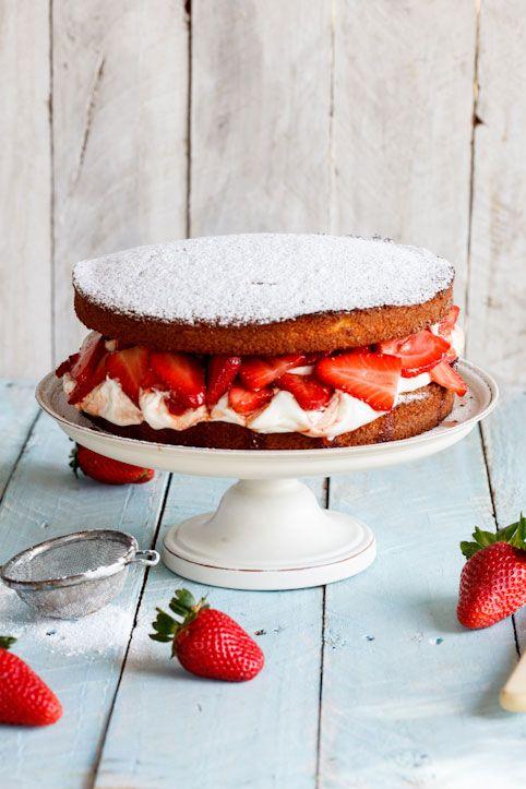 This week I'm Loving | Strawberry Cakes