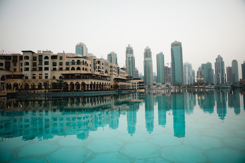 Breakfast, Buildings and the Burj Khalifa